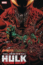 Image: Absolute Carnage: Immortal Hulk #1 (DFE signed - Hotz) - Dynamic Forces