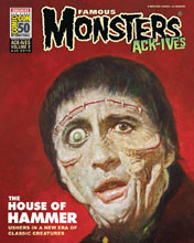 Image: Famous Monsters: Ack-Ives #2 (House of Hammer SDCC exclusive) - Famous Monsters of Filmland