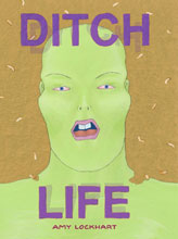 Image: Ditch Life HC  - Fantagraphics Books