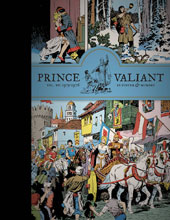 Image: Prince Valiant Vol. 20: 1975-1976 HC  - Fantagraphics Books