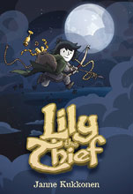 Image: Lily the Thief GN HC  - First Second (:01)