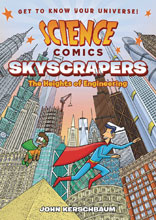 Image: Science Comics: Skyscrapers GN HC  - First Second (:01)