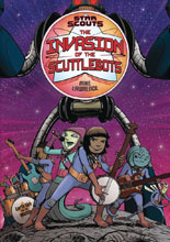 Image: Star Scouts Vol. 03: Invasion of Scuttlebots GN  - First Second (:01)