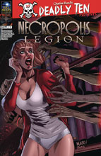 Image: Deadly Ten Presents: Necropolis Legion  (cover A - Campetella) - Full Moon Features