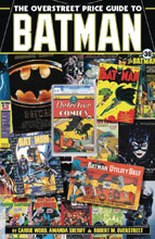 Image: Overstreet Price Guide to Batman SC  - Gemstone Publishing