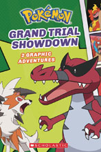 Image: Pokemon Comic Novel #2: Grand Trial Showdown GN  - Graphix