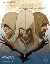 Image: Assassin's Creed Complete Character Guide: Ezio Collection #1 (variant PX cover: Ezio Auditore) - Hachette Partworks Ltd