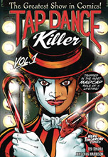 Image: Tap Dance Killer Vol. 01 SC  - Hero Tomorrow Comics