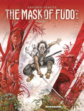 Image: Mask of Fudo Vol. 01 HC  - Humanoids Inc