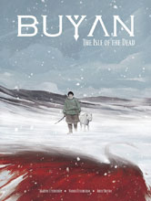 Image: Buyan: The Isle of the Dead HC  - Insight Comics
