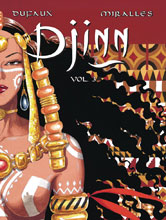 Image: Djinn Vol. 03 GN  - Insight Comics