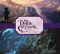 Image: Dark Crystal: Age of Resistance HC  - Insight Editions