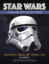 Image: Star Wars Galaxy of Collectibles Props Art Classic Toys HC  - Krause Publications