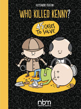 Image: Who Killed Kenny GN  - NBM