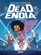 Image: Deadendia Vol. 02: Broken Halo GN  - Nobrow