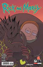 Image: Rick & Morty #56 (cover A - Ellerby) - Oni Press Inc.