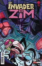 Image: Invader Zim #49 (cover A - C) - Oni Press Inc.