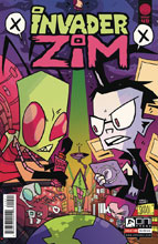 Image: Invader Zim #49 (cover B - Enger) - Oni Press Inc.