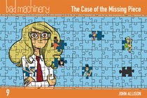 Image: Bad Machinery Pocket Edition Vol. 09: Case of the Missing Piece GN  - Oni Press Inc.