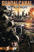 Image: Guadalcanal: Hell in the Pacific GN  - Osprey Publishing
