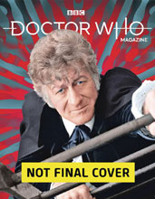 Image: Doctor Who Magazine #545 - Panini Publishing Ltd
