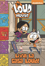 Image: Loud House Vol. 08: Livin La Casa Loud HC  - Papercutz