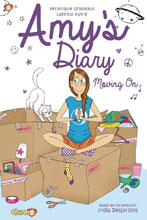 Image: Amy's Diary Vol. 03: Moving On HC  - Charmz