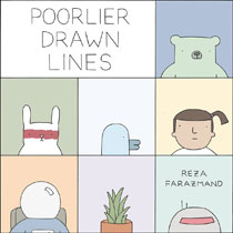 Image: Poorlier Drawn Lines  - Plume Books