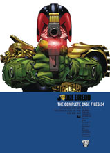Image: Judge Dredd Complete Case Files Vol. 34 SC  - Rebellion / 2000AD