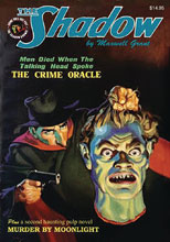 Image: Shadow #146: The Crime Oracle & Murder by Moonlight SC  - Sanctum Productions