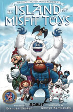 Image: Island of Misfit Toys GN  - Scout Comics