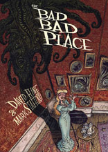 Image: Bad Bad Place GN HC  - Soaring Penguin Press