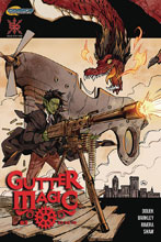 Image: Gutter Magic #3 - Source Point Press