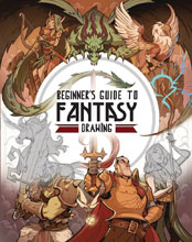 Image: Beginner's Guide to Fantasy Drawing SC  - 3D Total Publishing