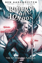 Image: Rivers of London: Fey & the Furious #1 (cover A - Dittman) - Titan Comics