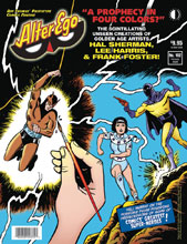 Image: Alter Ego #162 - Twomorrows Publishing