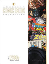 Image: American Comic Book Chronicles: 1980S HC  (new printing) - Twomorrows Publishing