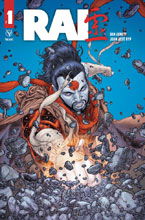 Image: Rai [2019] #1 (cover A - Ryp) - Valiant Entertainment LLC