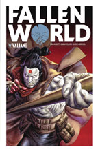 Image: Fallen World SC  - Valiant Entertainment LLC