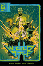 Image: Wasted Space #11 - Vault Comics