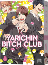 Image: Yarichin Bitch Club Vol. 01 GN  - Sublime