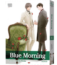Image: Blue Morning Vol. 08 GN  - Sublime