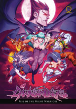 Image: Darkstalkers: Rise of the Night Warriors HC  - Udon Entertainment Inc