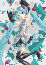 Image: Mikulife Keis Hatsune Miku Illustration Works HC  - Udon Entertainment Inc