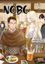 Image: Otherworldly Izakaya Nobu Vol. 05 SC  - Udon Entertainment Inc