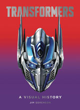 Image: Transformers: A Visual History HC  - Viz Media LLC