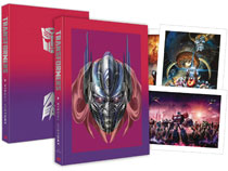 Image: Transformers Visual History HC  (limited edition) - Viz Media LLC