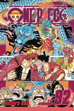 Image: One Piece Vol. 92 SC  - Viz Media LLC
