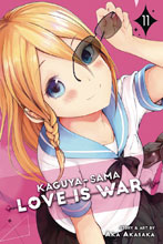 Image: Kaguya Sama: Love Is War Vol. 11 GN  - Viz Media LLC