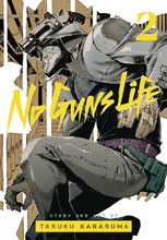 Image: No Guns Life Vol. 02 GN  - Viz Media LLC